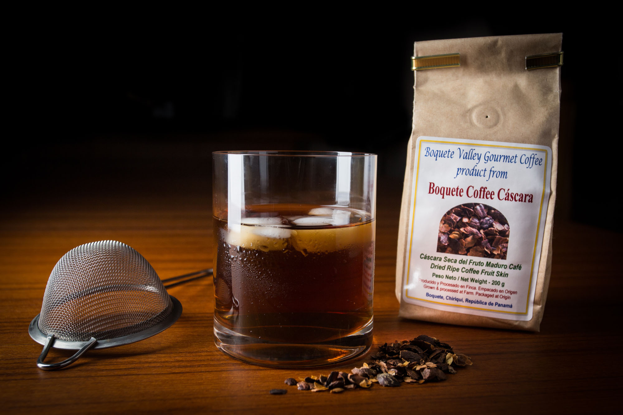 Boquete Coffee Cascara