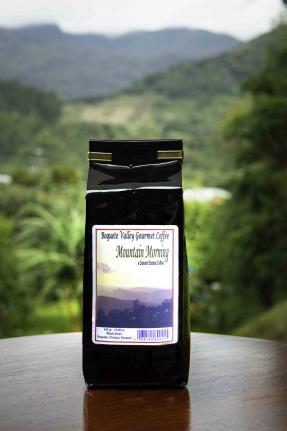 Mountain Morning Coffee